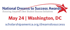 The National Dreams To Success Awards honor great student success initiatives